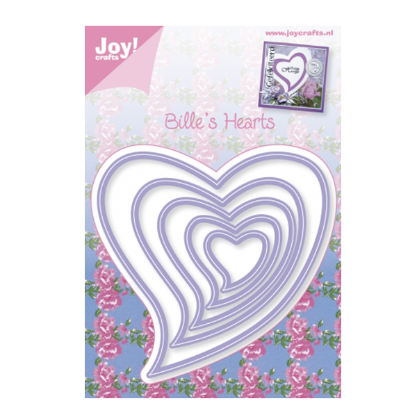 Joy! Crafts Dies - Billie's Hearts