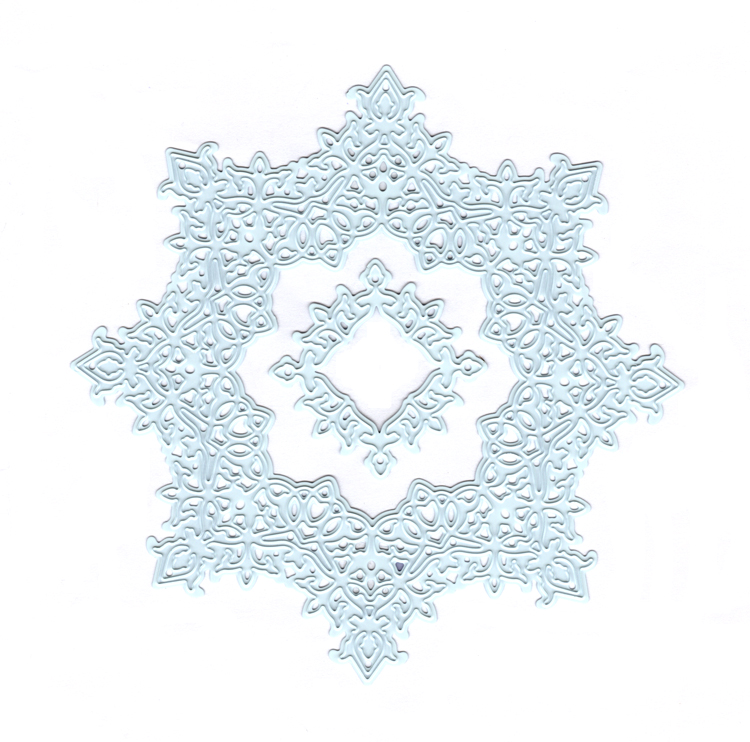 Joy Crafts Cutting / Embossing Die Winter Wishes Doily