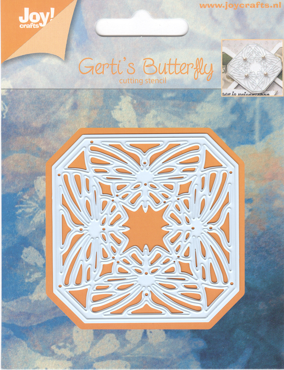 Joy Crafts Die - Butterfly Frame
