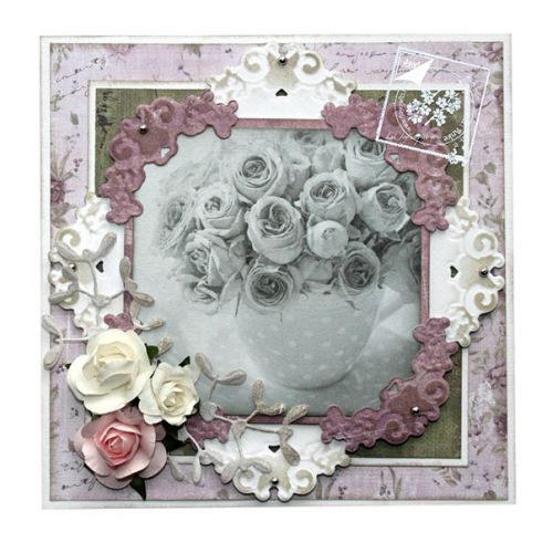 Joy Crafts Cutting-emboss/deboss die - Sprig