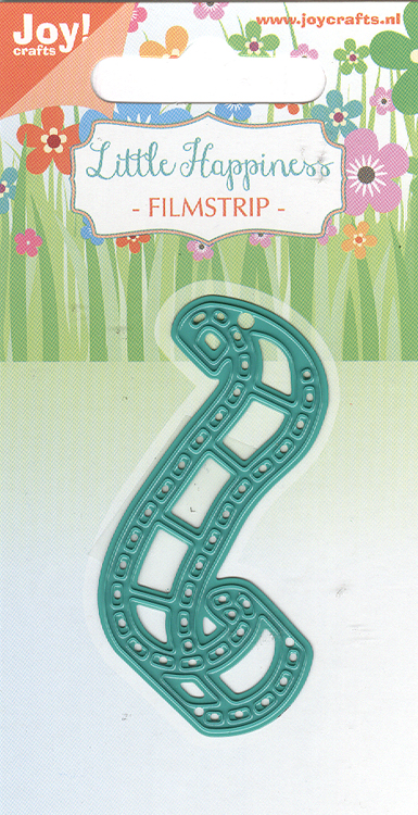 Ecstasy Crafts Joy! Craft Die - Little Happiness Filmstrip