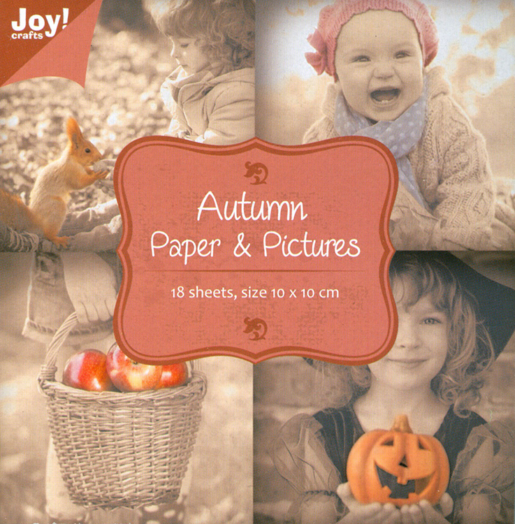 Paper Fun in Autumn Pictures
