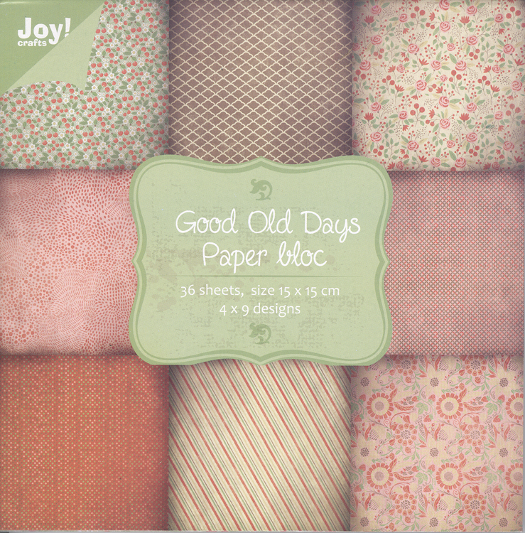 Paper Bloc - Good Old Days