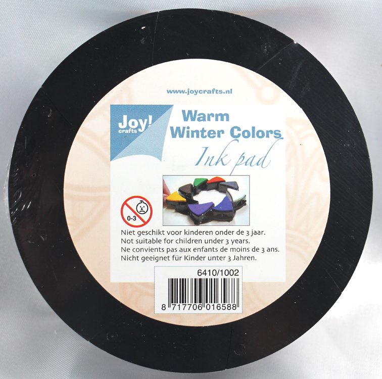 Joy! Crafts -Warm Winter Colours Ink Pad