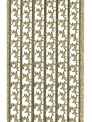 Deco Stickers - Reindeer Border