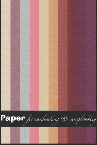 Joy! Crafts Paper - 10 sheet assorted colors pearlized paper