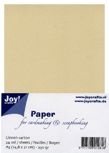 Joy! Crafts Cardstock - Lt Yellow