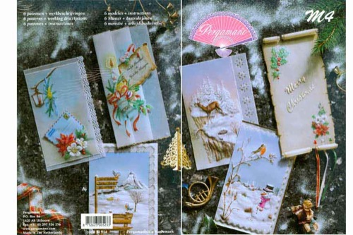 M4, Christmas Pattern Booklet