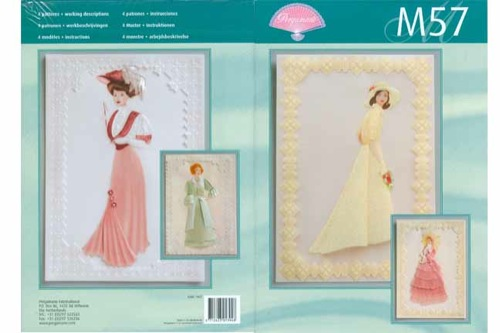 M57 Houte Couture Pattern Booklet