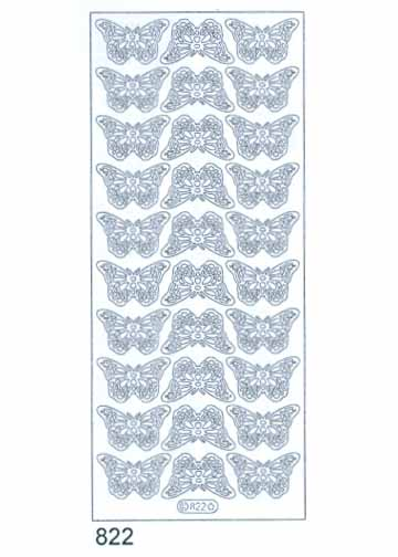 Deco Stickers - Butterflies