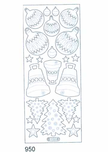 Deco Stickers - Christmas