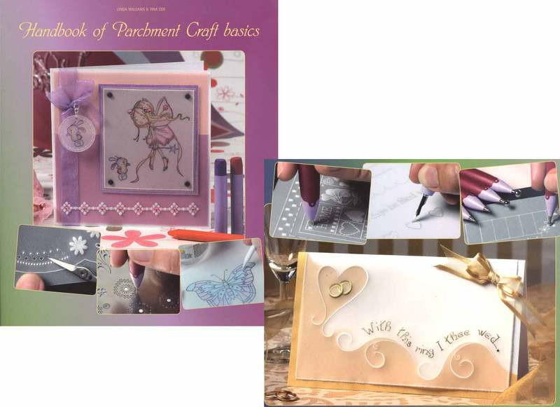 Handbook of Parchment Crafts Basics Book