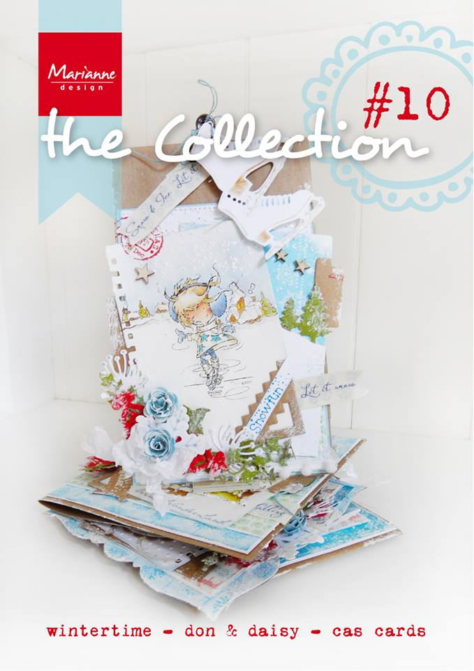 Marianne Design - The Collection #10 October