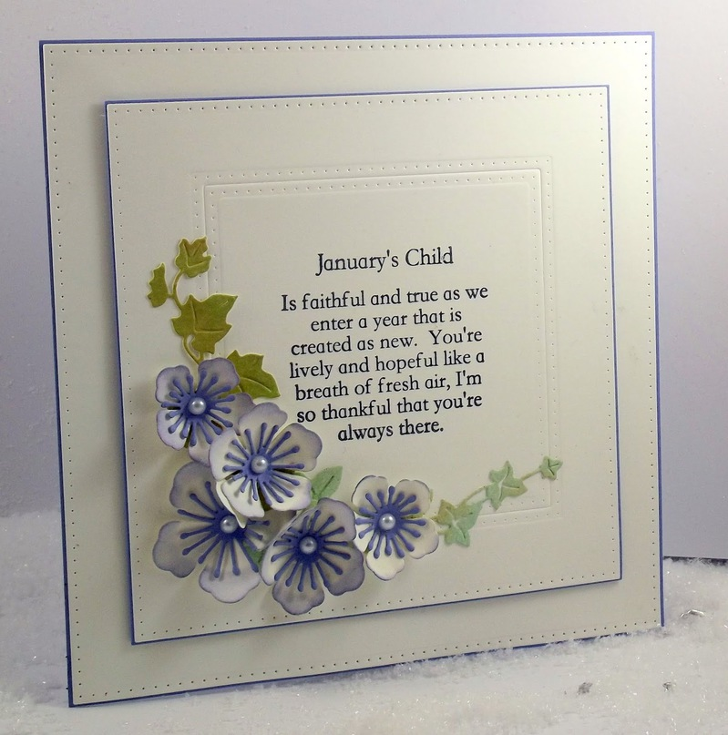 Winter's Child Stamp Set