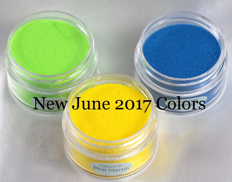Cosmic Shimmer Embossing Powder