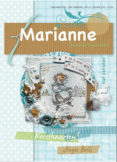 Marianne Design Magazine Doe 19 (Dutch)