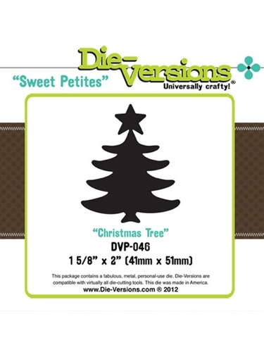 Die Versions - Sweet Petites - Christmas Tree
