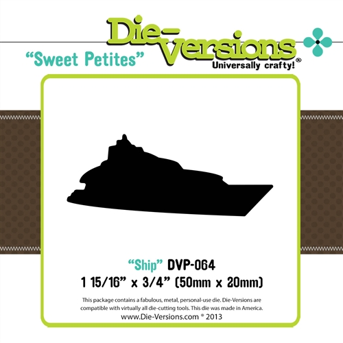 Die Versions - Sweet Petites - Yacht