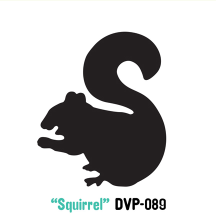 Sweet Petite Dies - Squirrel