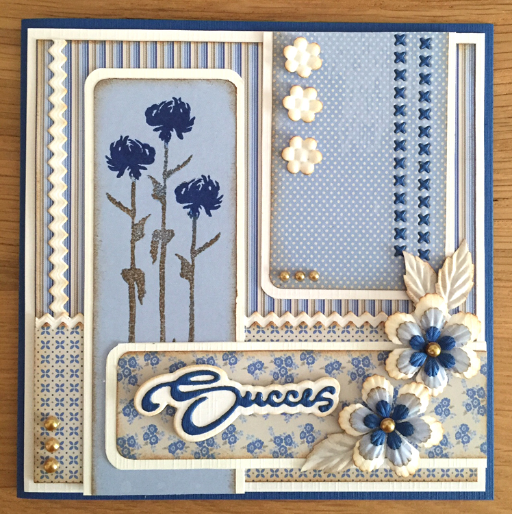 Nellie's Choice Edging Die - Decoration Border 3