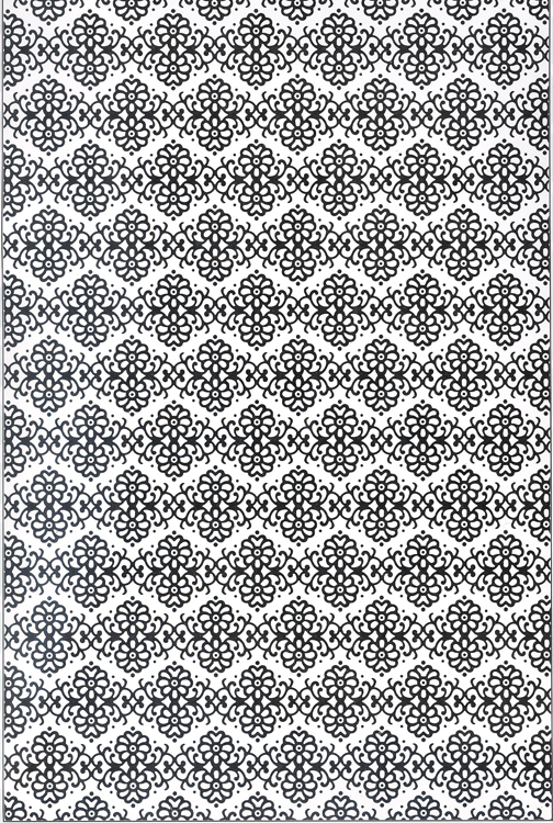 Embossing Folder A4 - Blossom Brocade