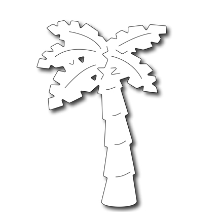 Cutting Die - Mix and Match Palm Tree