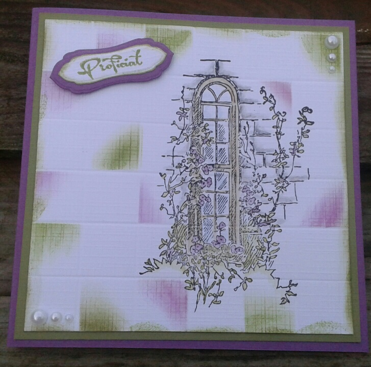 "Nellie's Choice Clear Stamps ""window"""
