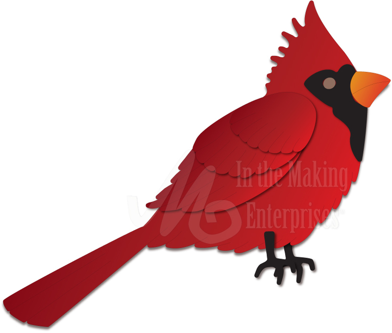 Dee's Distinctively Dies - Cardinal Right