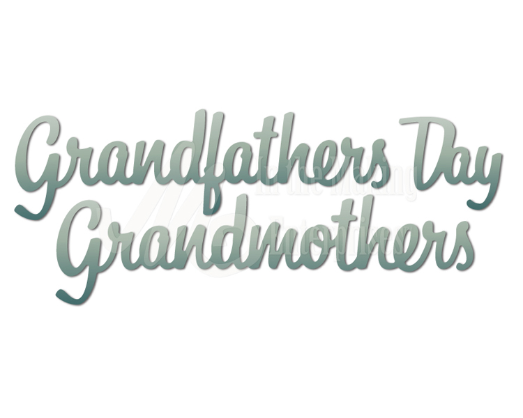 Dee's Distinctively Dies - Grandmothers/Grandfathers Day