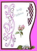 KC Embroidery Pattern - Swirl & Heart