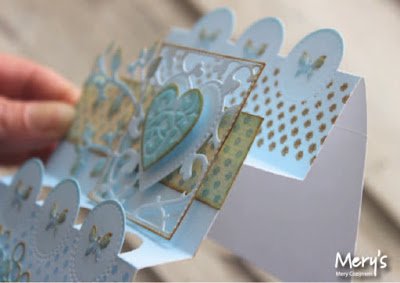 Joy! Crafts Cutting and Embossing Dies - framework, round and square