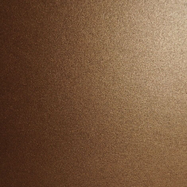 Foundation A4 Pearl Cardstock 230gsm pk 20 - Antique Copper