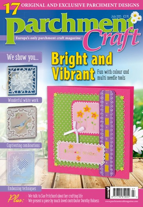 Parchment Craft Magazine - July 2015