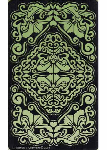 Ecstasy Crafts Ecstasy Crafts Exclusive Piecing/embossing Templates -Ornamental