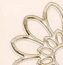 Stitch by Design Stickers - Flowers and leaves