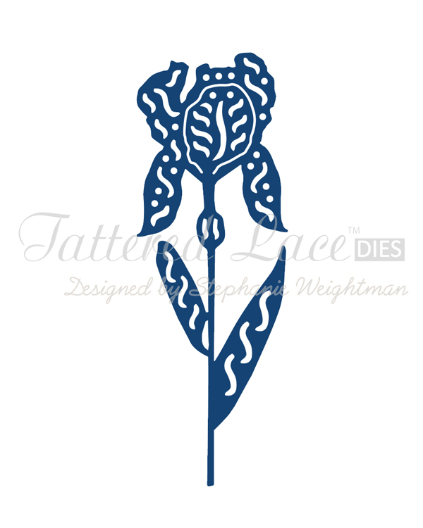 Tattered Lace Dies - Iris