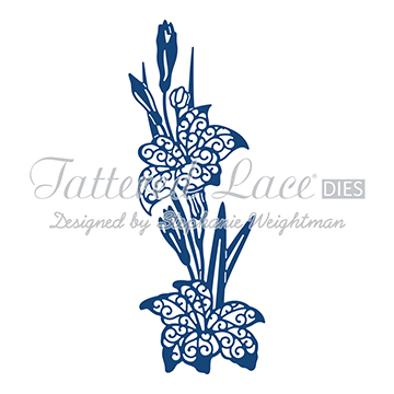 Tattered Lace Die - Majestic Lilly