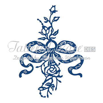 Tattered Lace Die - Flower Embellishment