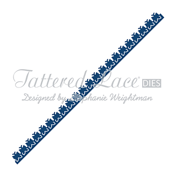 Tattered Lace Die - Butterfly Border