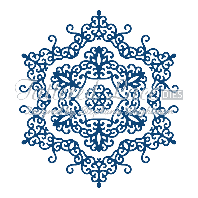 Tattered Lace Dies - Doily Snowflake