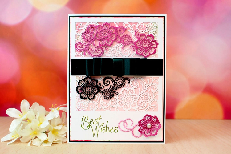 Tattered Lace Dies - Mia Panel