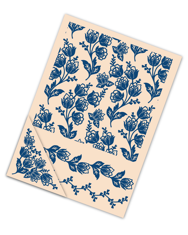 Tattered Lace Embossing Folder Set - Angelique