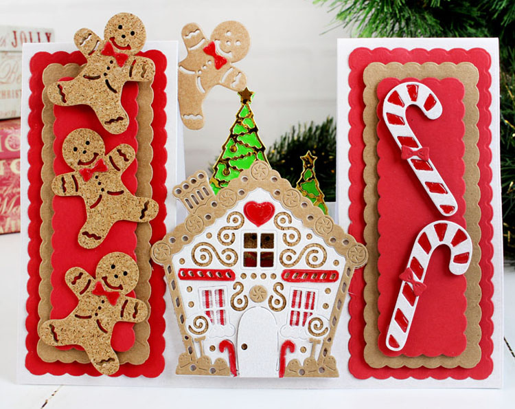 Essentials by Tattered Lace - Gingerbread House