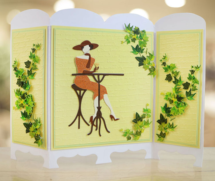 Essentials By Tattered Lace - Screen Card