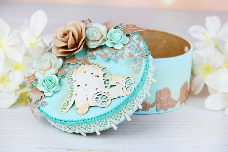 Tattered Lace Dies - Bunny Border
