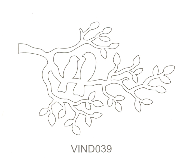 Vintasia Die - Romantic Branch