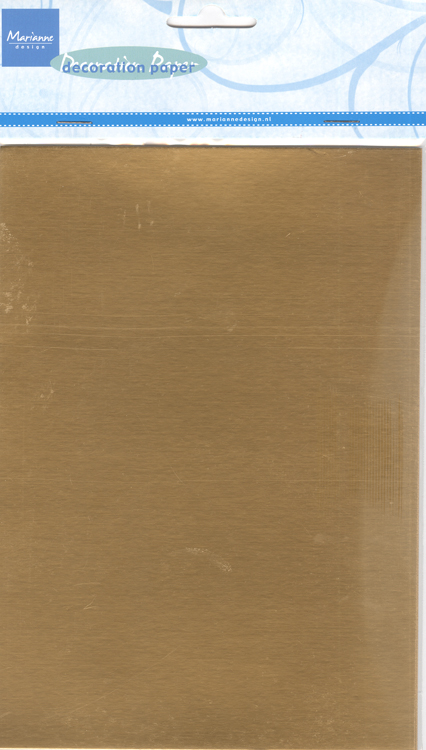 Decoration Paper - Gold