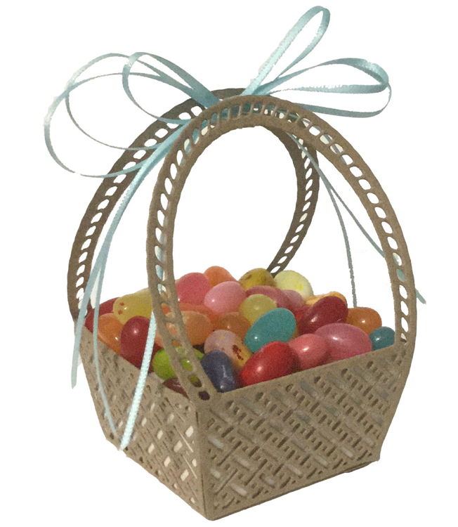 Sue Wilson Dies - Kinetics Collection - Easter Basket