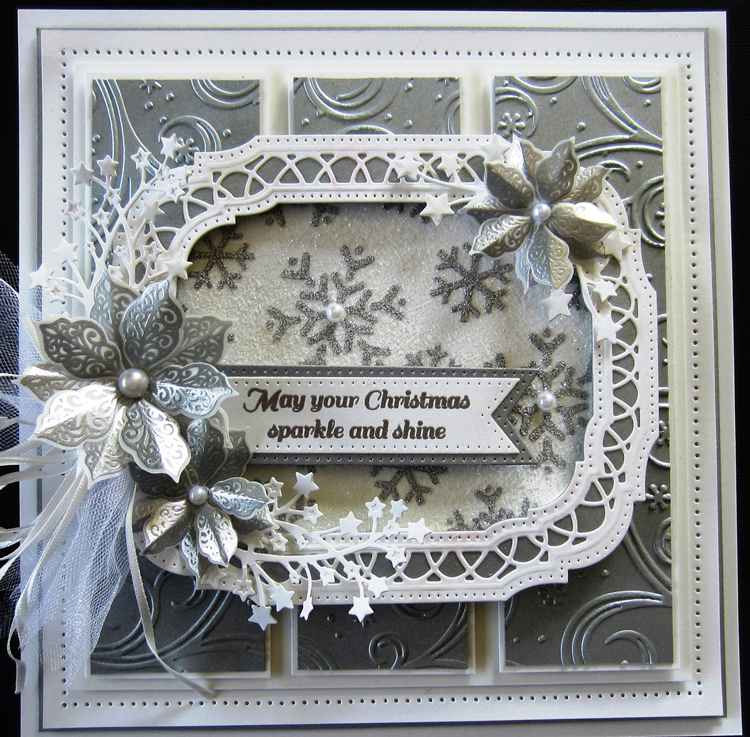 Creative Expressions Sue Wilson Dies - Noble Collection - Ornate Pierced Design