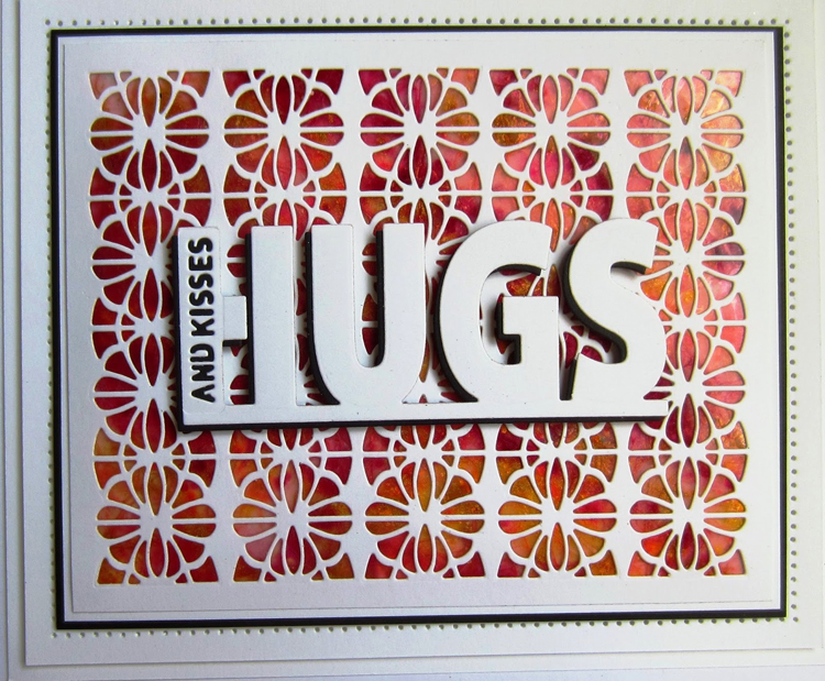 Creative Expressions Perspectives - Hugs Die